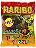 HARIBO Tier-Puzzle 200 g Beutel, 18er Pack (18 x 200 g)