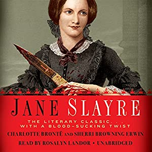 Jane Slayre Hörbuch