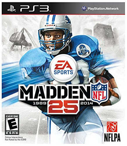 Madden NFL 25 (Sony PlayStation 3, 2013) (Nfl Head Coach Ps3 compare prices)