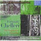 Chelleri - Six Simphonies Nouvelles