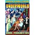 Harlem Double Feature: Underworld / Dark Manhattan