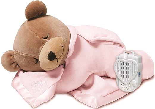 PRINCE LIONHEART Boîte à Musique Tummy Sleep Original Rose Clair