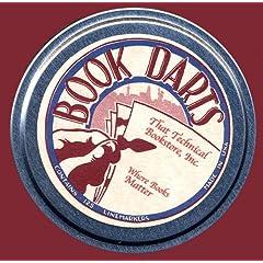 Book Darts (125 Count Tin) (Paperback)