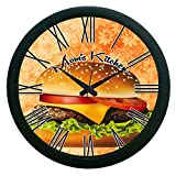 MeSleep Moms Kitchen Wall Clock (With Glass)