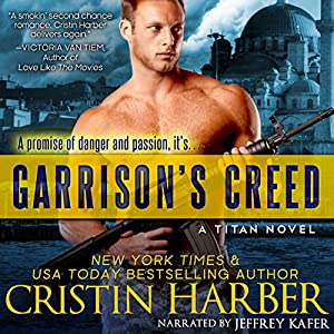 Garrison's Creed Audiobook