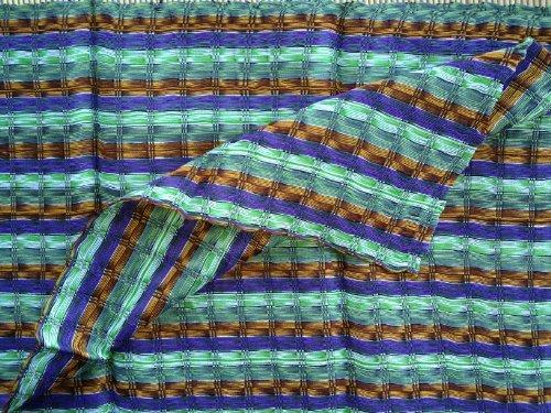 Handwoven Short Head Wrap Cotton Gauze Hair Scarf Bandana Turban Chemo Cap front-636935