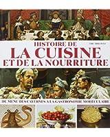 Histoire de la cuisine et de la nourriture : Du menu des cavernes à la gastronomie moléculaire