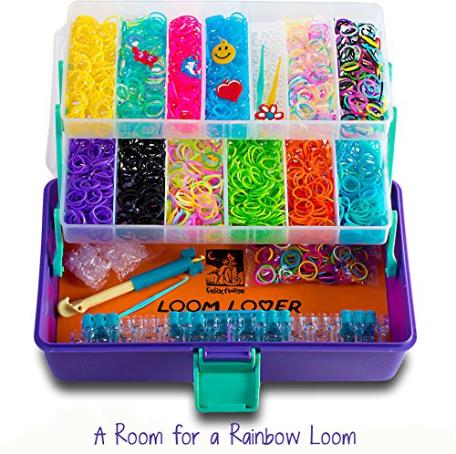 Rainbow Loom Tray Fits Rainbow Loom Storage Box