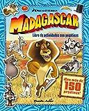 Madagascar. Libro De Actividades Con Pegatinas (Dreamworks. Madagascar)