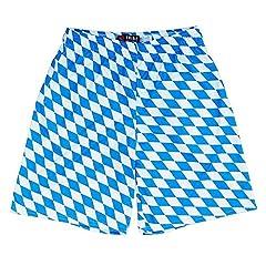 German Bavarian Lacrosse Shorts