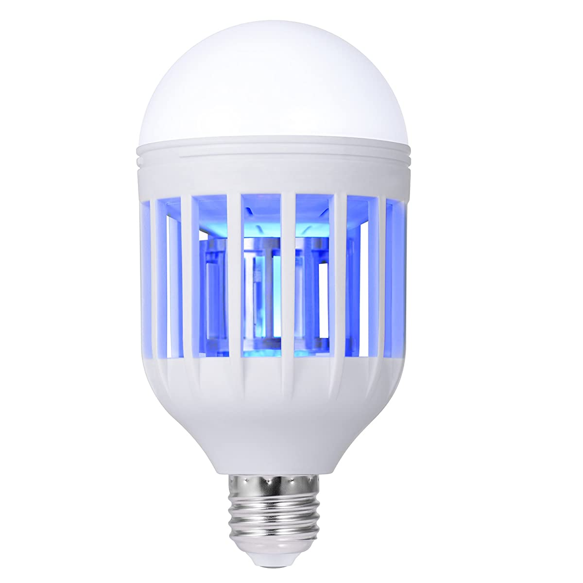 Boomile Bug Zapper Light Bulb, Electronic Insect Killer, Mosquito Zapper  Lamp, Fly Killer, Built In Insect ...