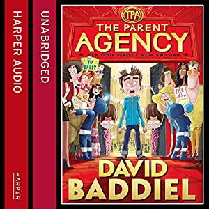 The Parent Agency Audiobook