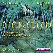 Die Kelten: Verborgene Welt der Barden und Druiden Hörbuch von Anne Bernhardi, Birgit Fricke Gesprochen von: Ingeborg Wunderlich, Bernt Hahn