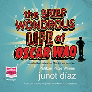 The Brief Wonderous Life of Oscar Wao Audiobook