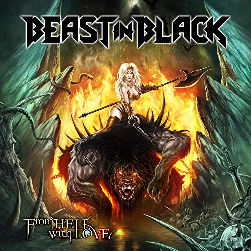 CD : Beast in Black - From Hell With Love (CD)