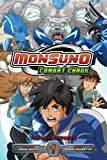 img - for Monsuno Combat Chaos, Vol. 1: The Moto Mutants book / textbook / text book