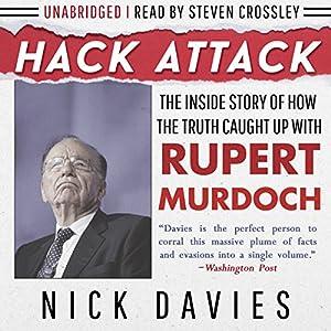 Hack Attack Audiobook