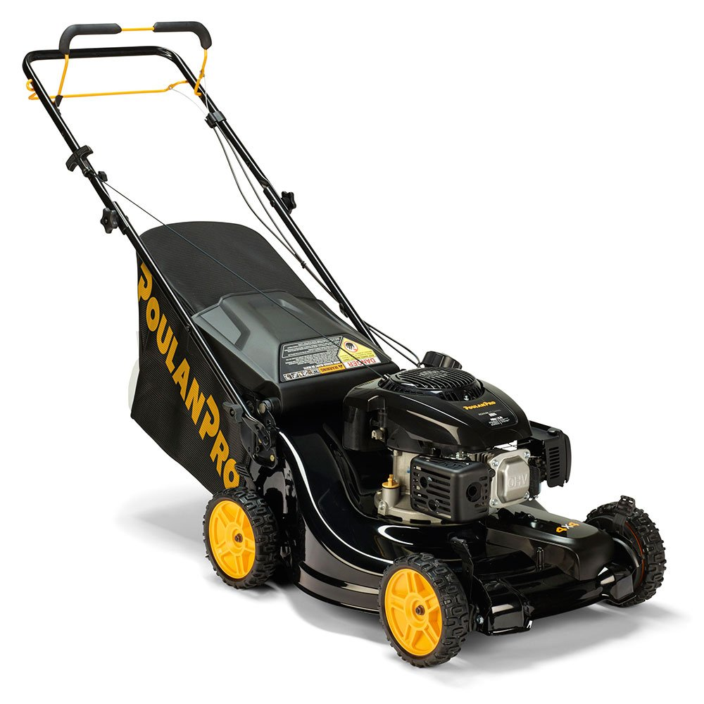 All Wheel Drive Lawn Mower