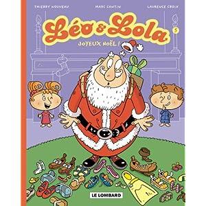 Léo et Lola, Tome 5 : Joyeux Noël !