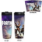 Highcat Fortnite Game Tumblr.Insulation Bottle,BPA-Free