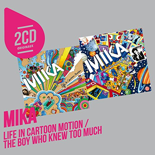 Life In Cartoon Motion - The Boy Who Knew Too Much