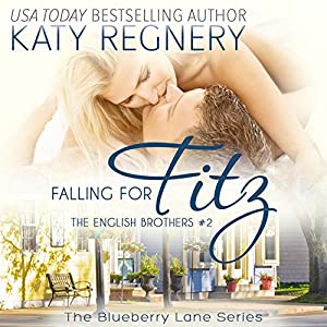 Falling for Fitz: The English Brothers #2 Audiobook