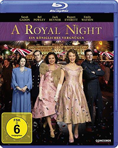 A Royal Night - Ein königliches Vergnügen [Blu-ray]