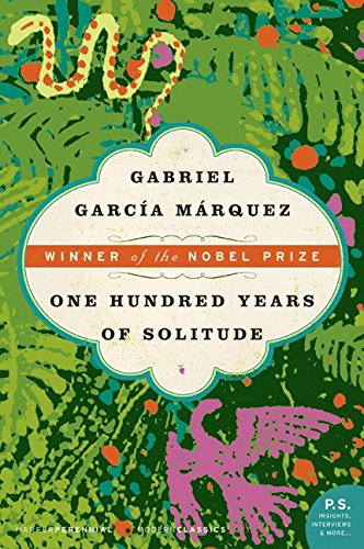 One Hundred Years of Solitude ISBN-13 9780060883287