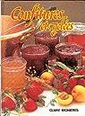 Confitures et gelées - Pâtes de fruits, liqueurs et sirops, apéritifs, aigres-doux par Mignières