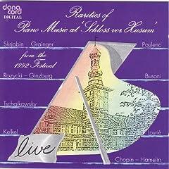 Pr�lude op. 67 No. 2 (Live)