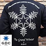 (ジー・ディーシー)GDC SNOW MARK STADIUM JUMPER(スノウマークスタジアムジャンパー) (L)