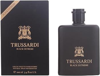 Trussardi Black Extreme Mens EDT Spray