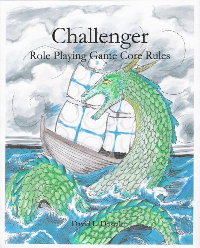 Challenger RPG a Free Roleplaying Game