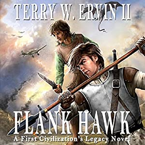 Flank Hawk Audiobook