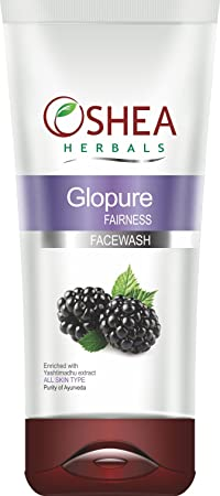 Oshea Glopure Fairness Face Wash available at Amazon for Rs.115