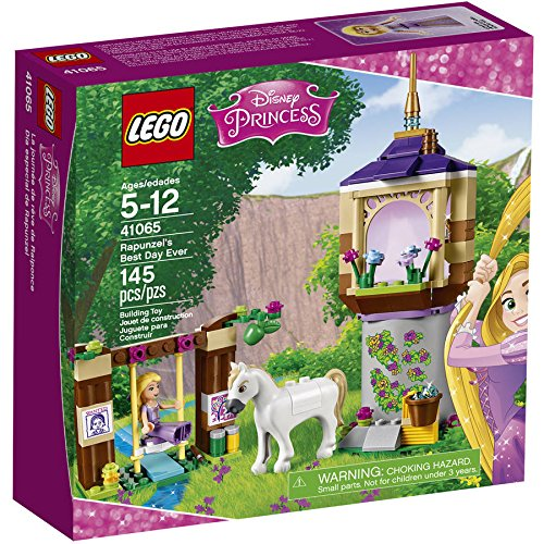 Lego Disney Princess Rapunzel's and Maximus the horse Best Day Ever 5+ years (Barbie Basics Accesory Pack compare prices)