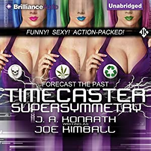 Timecaster Supersymmetry Audiobook