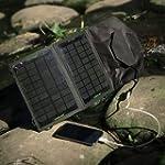Poweradd™ 7 W Faltbar Solar Lad...