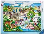 Ravensburger 06661 - Besuch im Zoo 30...