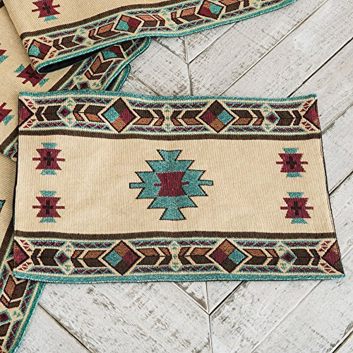 Hopi Southwestern Placemat - Rustic Kitchen Tableware (Rustic Kitchen Ware compare prices)