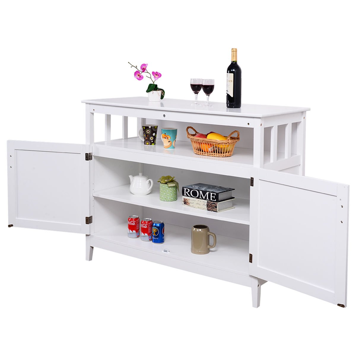 Dining Buffet Server Cabinet Cupboard
