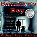 The Butcher's Boy Audiobook by Michael Robb Mathias Narrated by Don Stauffer