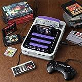 echange, troc Rétron 5 9 en 1 Gris Retro Gaming Console - Plays NES, Mega Drive, Genesis Cartouches