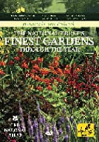 The National Trust's Finest Gardens Through the Year [DVD]