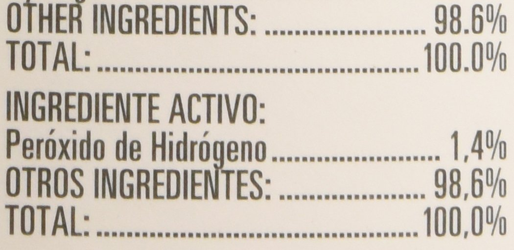 Amazon.com: Clorox Healthcare Hydrogen Peroxide Cleaner ...