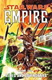 img - for Allies and Adversaries (Star Wars: Empire, Vol. 5) book / textbook / text book