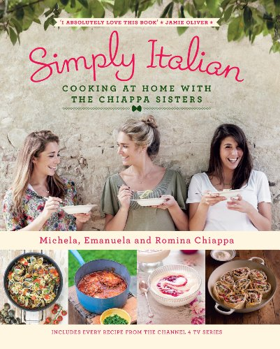 Sale alerts for Michael Joseph Simply Italian: Cooking at Home with the Chiappa Sisters - Covvet