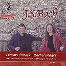 L'Int�grale des sonates pour violon & clavecin