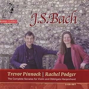 L'Intégrale des sonates pour violon & clavecin