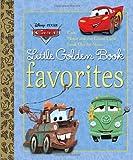 Cars Little Golden Book Favorites (Disney/Pixar Cars)